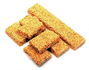 1777340-honey-bars-with-sesame-seeds-isolated-on-white-background